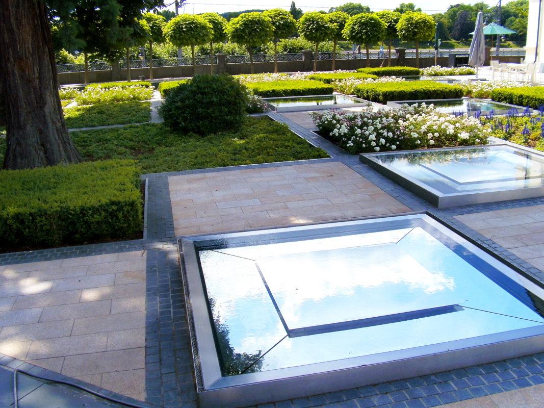 Wasser im Garten Pankraz Galabau – Garten & Landschaftsbau