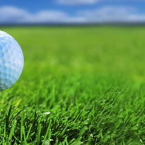 Golf im Garten